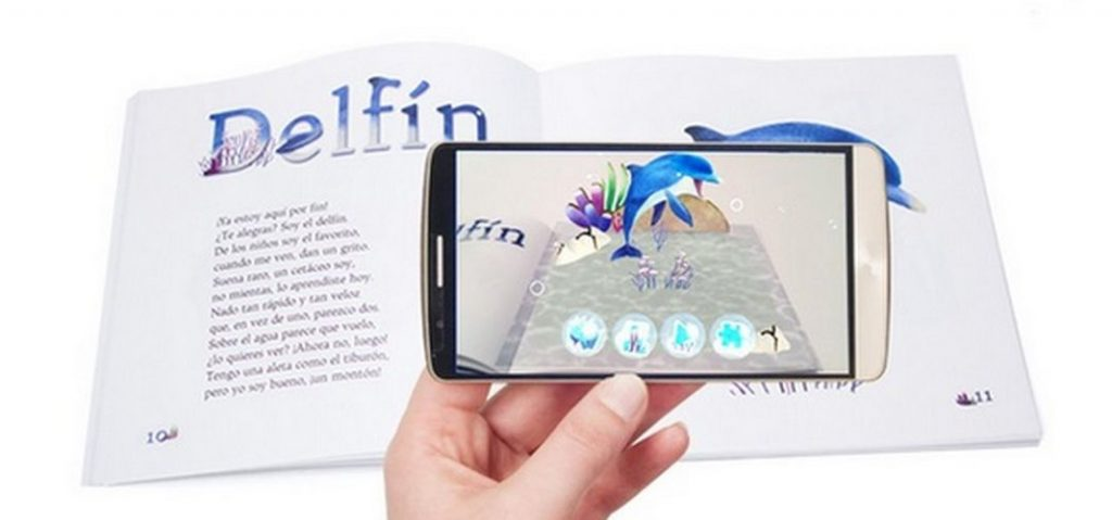 Bookful augmented reality app