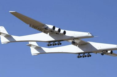 World's Widest Plane Nails 'Extremely Successful' Second Test Flight