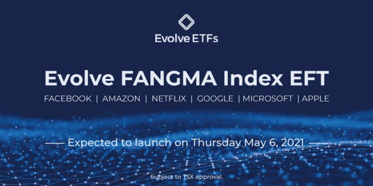 Evolve Funds Launches US Technology 'FANGMA' ETF