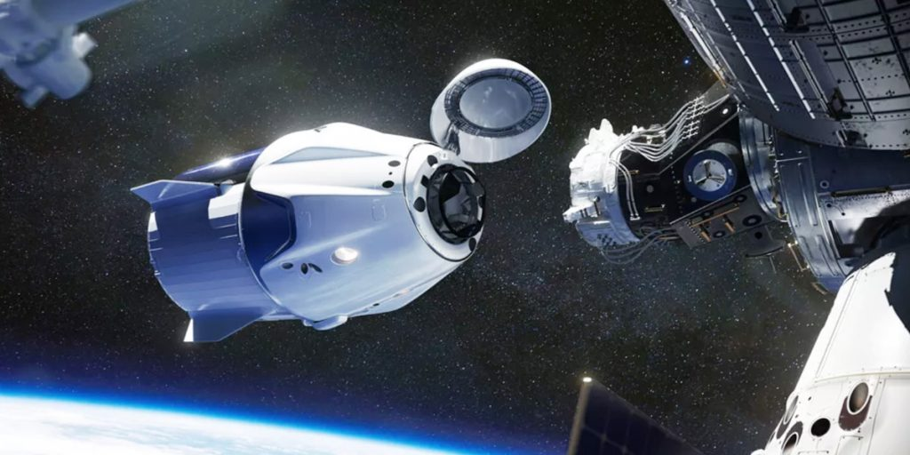 SpaceX Crew 1 Mission Broke A Spacecraft Longevity Record
