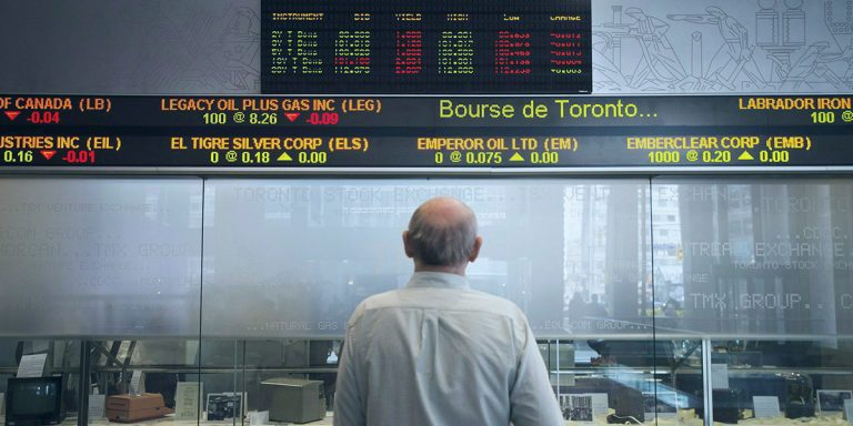 TSX Up for 10th Week With Gain As Weak Jobs Reports Support Continued Easy Money