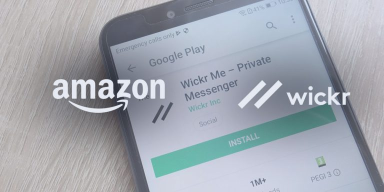 AWS Has Acquired Encrypted Messaging Service Wickr