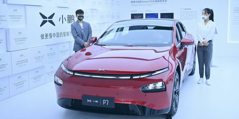 Chinese Tesla Rival Xpeng to Raise up to $2 Billion From Hong Kong Listing