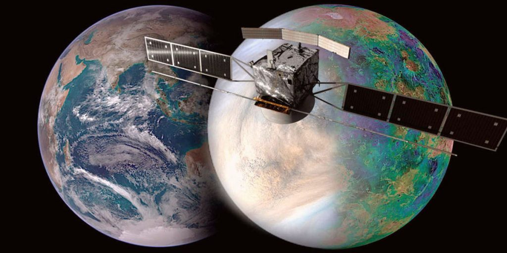 Europe Is Sending a Probe to Venus Teaming Up With NASA To Rocket 3 Missions to the Planet in the Next 15 Years