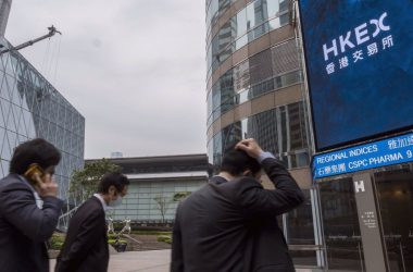 Hong Kong Is Gaining As Alternative To The US For China Tech Listings Top VC Says