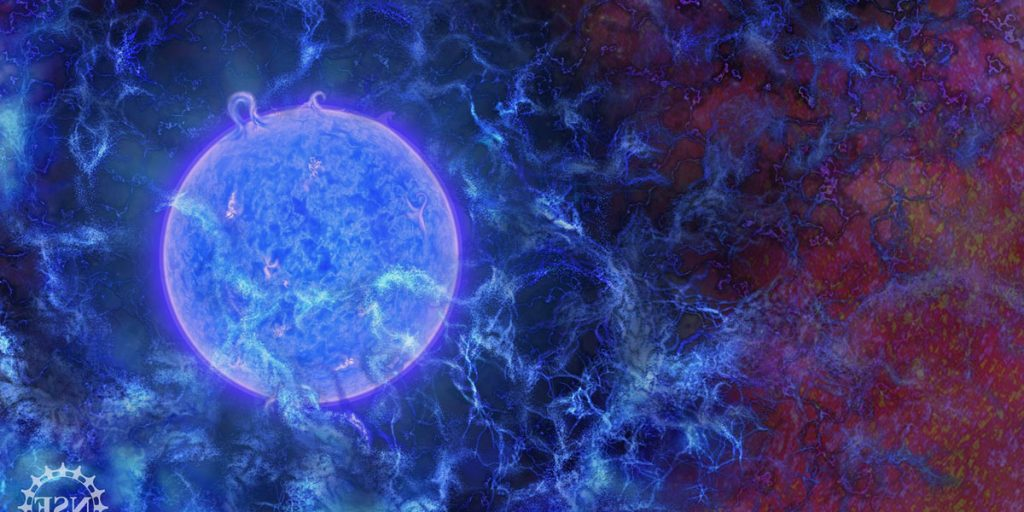 Scientists Closing in on Cosmic Dawn When the First Stars Were Born
