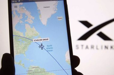 SpaceXs Starlink Is in Talks With Several Airlines for In Flight WiFi