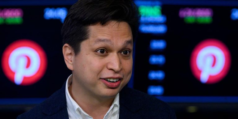 Pinterest Lost Users in the Second Quarter, and the Stock Is Plunging