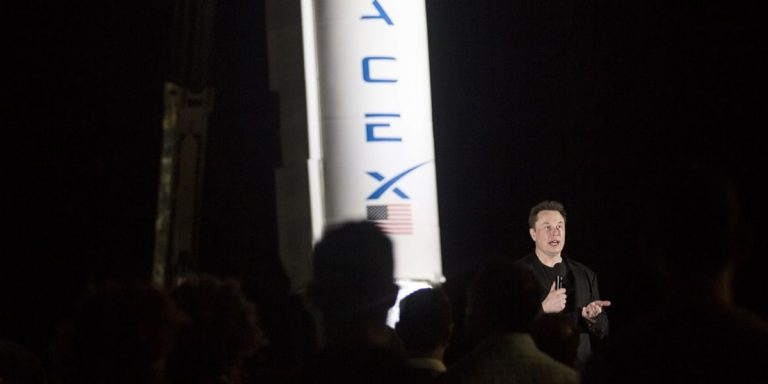 SpaceX Challenged on Broadband Subsidies for Parking Lots