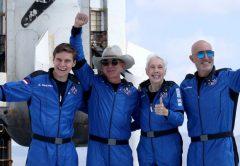 Blue Origin Launch Recap: Jeff Bezos Historic Flight To Space