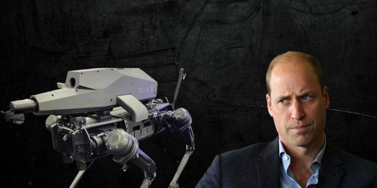 Tech This Week: Ghost Robotics' Killer Robot Dog and Prince William vs Jeff Bezos